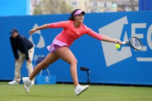 Tennis: British number one backs Robson's return