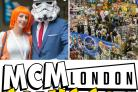 MCM London Comic Con takes place at ExCel London