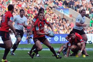 Rugby Union: Twickenham prepares to say farewell to World Cup and rugby legends Carter and McCaw