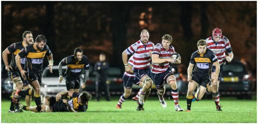 Rivalry: Esher and Rosslyn Park go head to head on Saturday