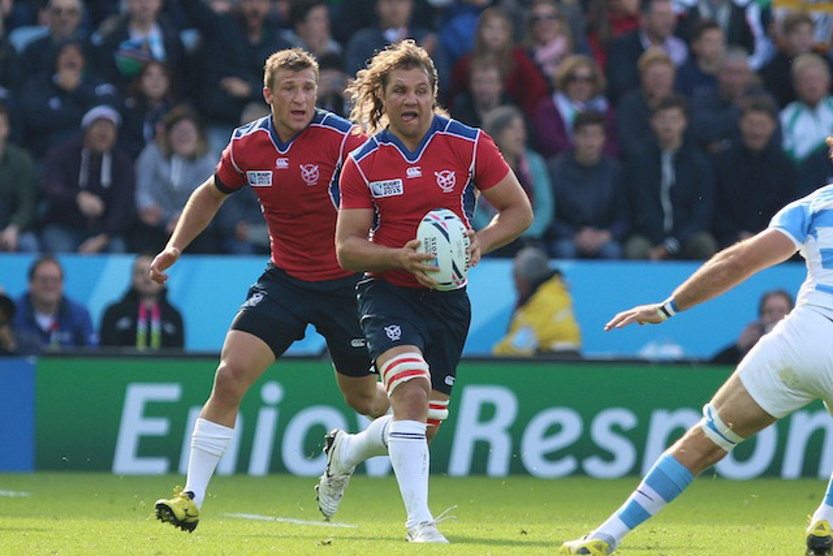 Short term: Tinus du Plessis has signed a short-term deal at London Scottish
