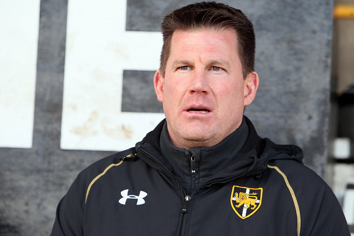 Battle: Esher director of rugby Mike Schmid knows his side now has plenty of work to do