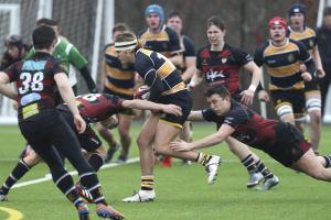 Rugby Union: Hampton await last eight date