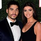 Wimbledon Guardian: Lucy Mecklenburgh responds to split rumours with Louis Smith