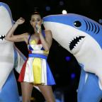 Wimbledon Guardian: Super Bowl 2016: 5 memorable moments from past half-time shows including Katy Perry's left shark