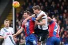 Better prognosis: Crystal Palace midfiedler James McArthur will not face surgery on his injured ankle, much to Alan Pardew's relief