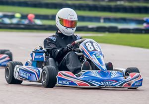MOTORSPORT: Karting teenager prepares for his biggest season yet
