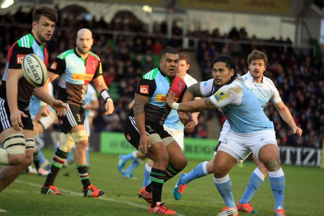 Shining light: Jason Leonard says the England youngsters, including Harlequins Kyle Sinckler, can shine down under