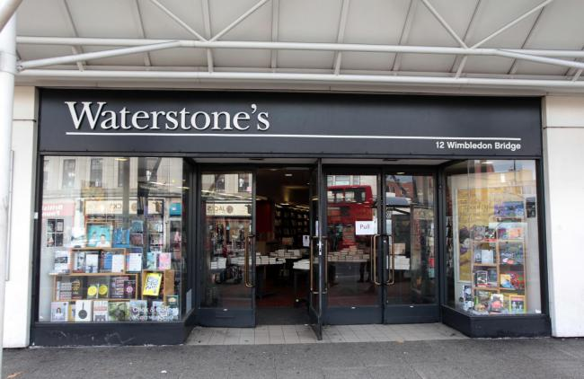 Waterstones Will Move Into A Wimbledon Broadway Unit In The Autumn