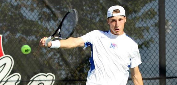 Wildcard hopes: Putney tennis star Joe Salisbury is at the AELTC this week hoping to earn a route into the Wimbledon Championships