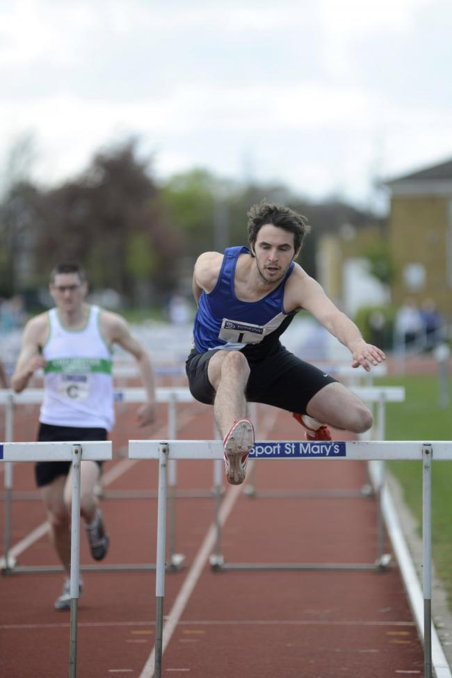 Disappointing end to a fine season: Kingston & Polytechnic Harriers' British Athletics League team boss Chris Hall