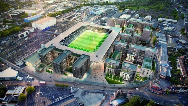 Secretary of State leaves AFC Wimbledon planning application to Merton