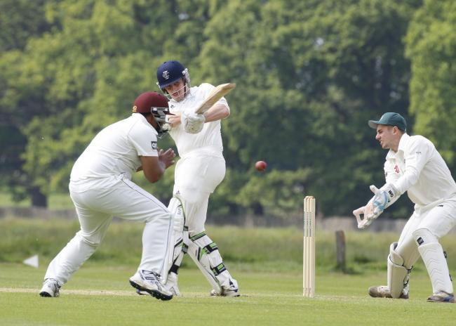 New man at the helm: James Fear has a hard act to follow at Teddington