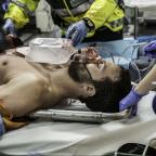 Wimbledon Guardian: The Fall opens to gory hospital scenes, but it's a little too realistic for viewers