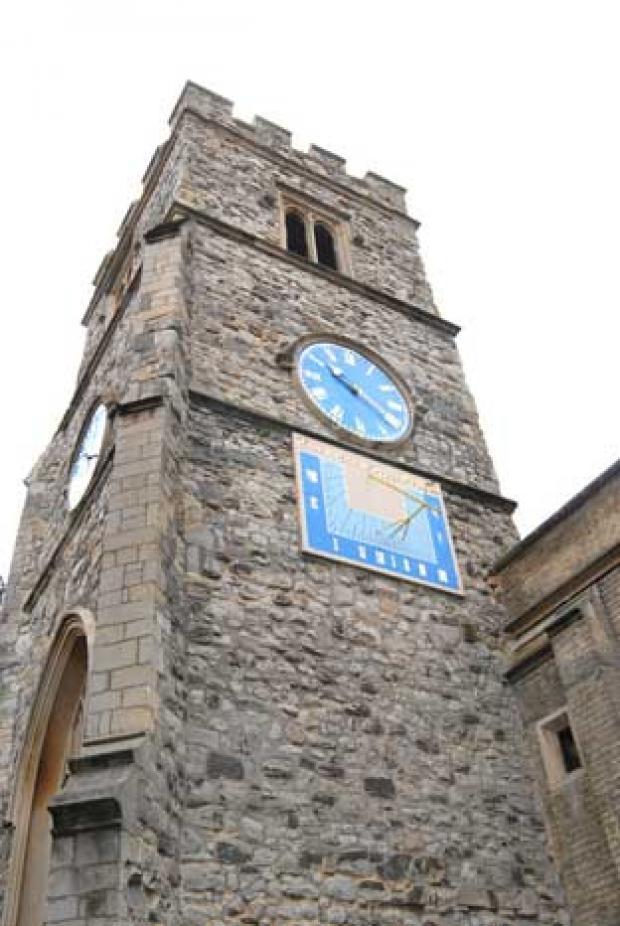 Controversial gay bishop to visit Putney church