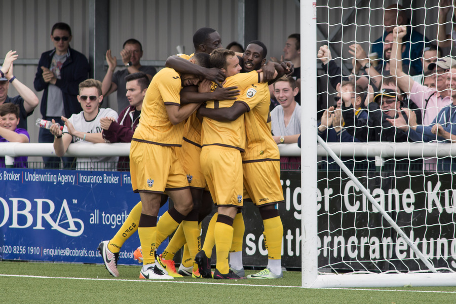 Sutton United, from the Vanarama Conference, take on near neighbours Wimbledon, from League One, in the third round of the competition on January 7.