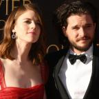 Wimbledon Guardian: Game Of Thrones' Kit Harington reveals he is living with co-star Rose Leslie