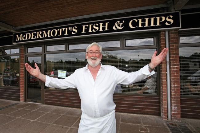 McDermott's was the number 1 rated Croydon restaurant according to Tripadvisor