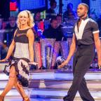 Wimbledon Guardian: Ore Oduba posts adorable message about Joanne Clifton as she leaves Strictly