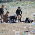 Wimbledon Guardian: Glastonbury clean-up gets under way