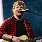 Wimbledon Guardian: Ed Sheeran hits back after being accused of using a backing track at Glastonbury
