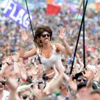 Wimbledon Guardian: Record audience for BBC Glastonbury coverage