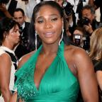 Wimbledon Guardian: Pregnant Serena Williams poses nearly nude on Vanity Fair cover