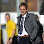 Wimbledon Guardian: AFC Wimbledon manager Neal Ardley on the touchline