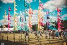 Flags fly at last year's Eastern Electrics Festival