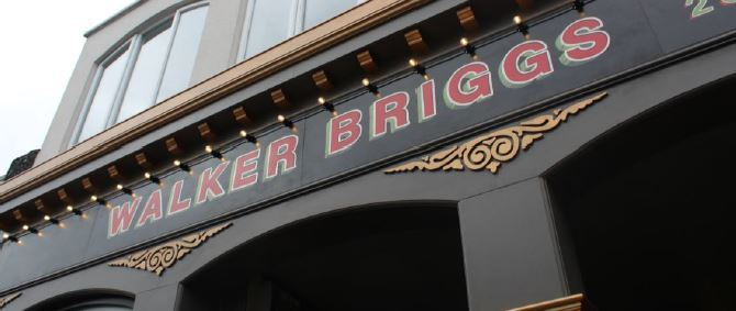 Walker Briggs, the second pub in Crystal Palace