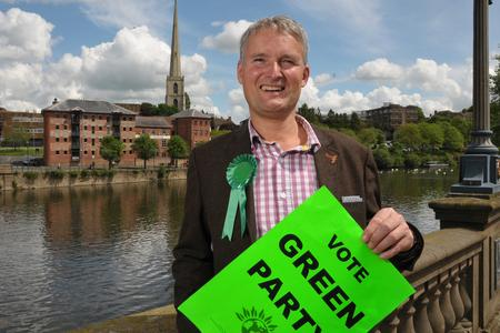 Green Party spoke to 90 Perdiswell objectors on doorstep
