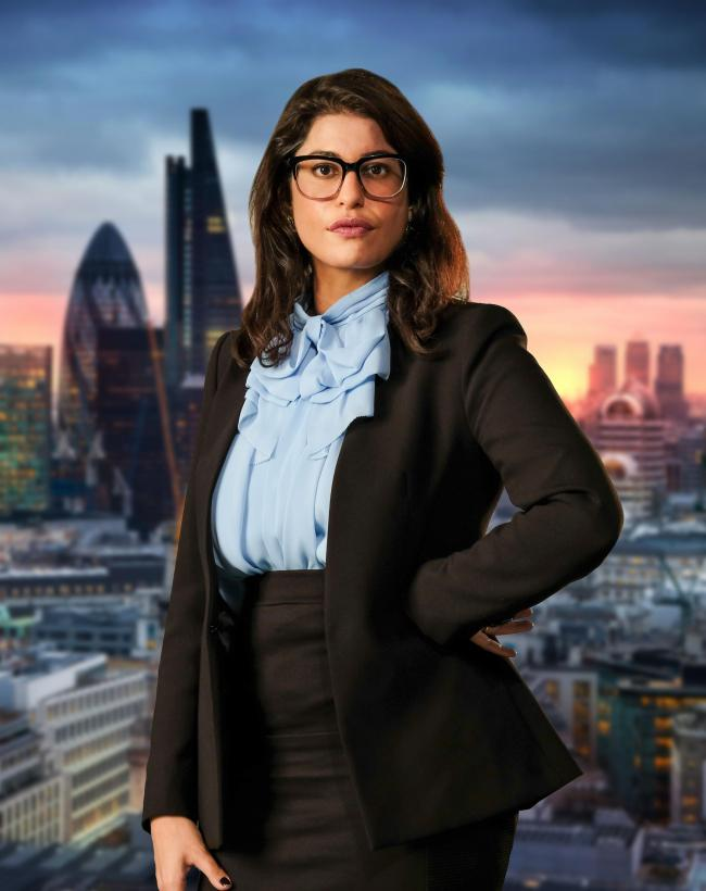 Anisa Topan will be appearing on The Apprentice this year