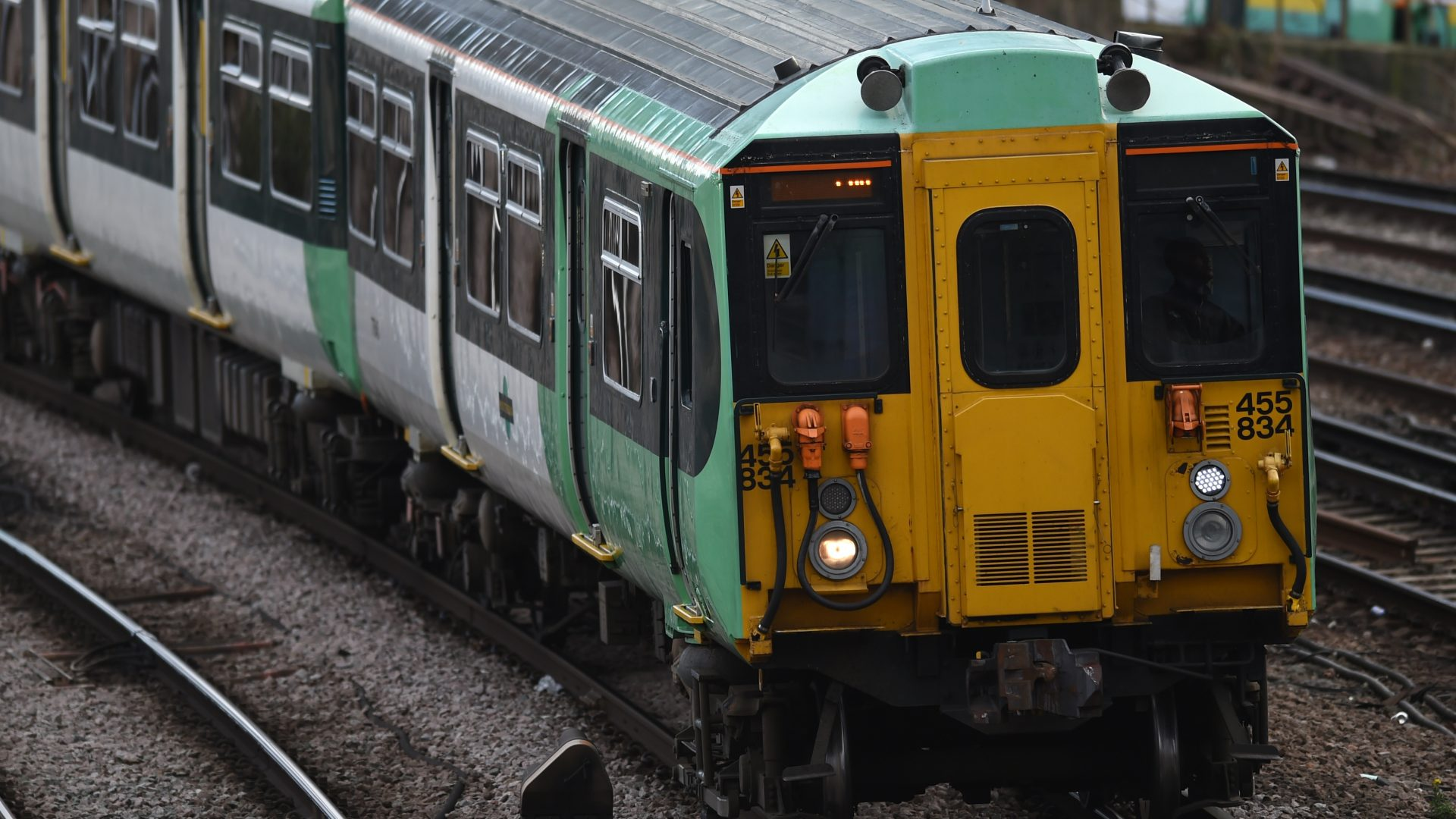 A number of Southern trains have been cancelled this morning because trains couldn't leave the depot