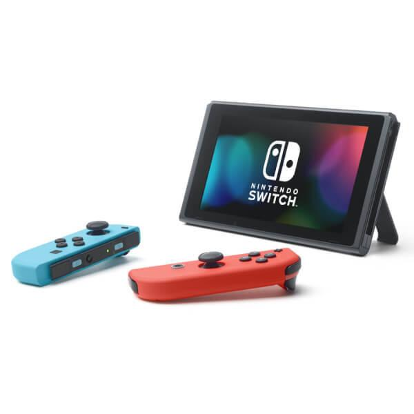 Wimbledon Times: The Nintendo Switch games console