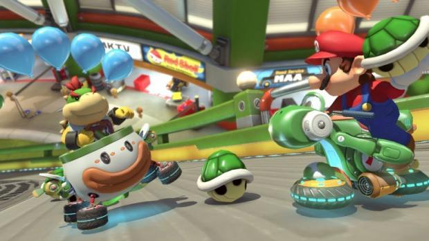 Wimbledon Times: MarioKart 8 Deluxe for Nintendo Switch
