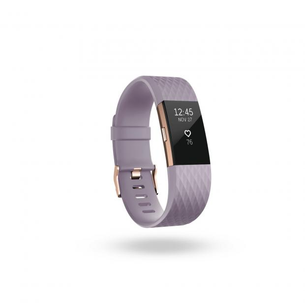 Wimbledon Times: Fitbit Charge 2 Rose Gold