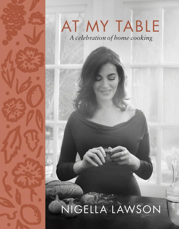 Wimbledon Times: At My Table: A Celebration of Home Cooking by Nigella Lawson, £14.98