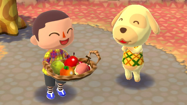 Animal Crossing Pocket Camp out now