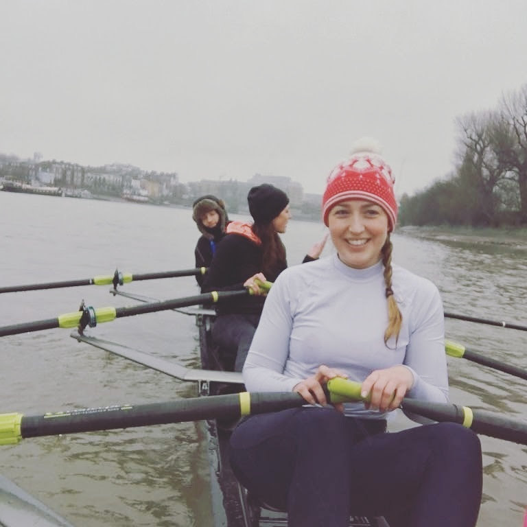 Emma Rogers to row the great Pacific race
