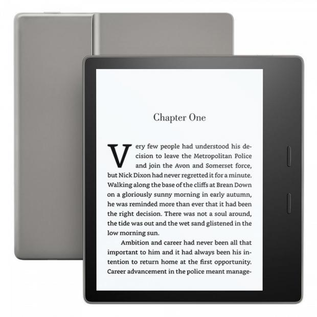 Wimbledon Times: All-New Kindle Oasis E-Reader, £229.99