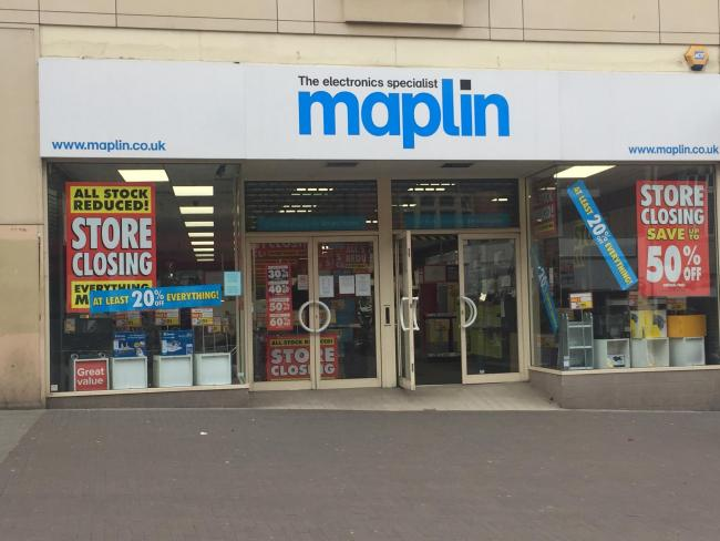 Maplin: Job fears grow as south London stores could shut in