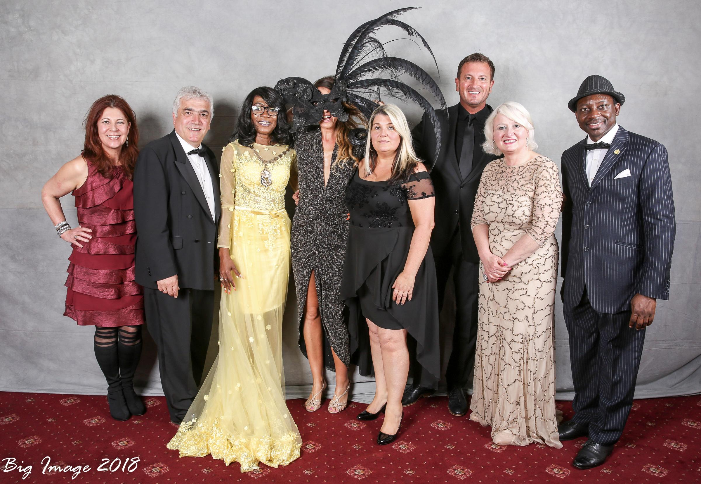 One of the biggest events in Merton takes place with guests wearing outfits suitable for the Masquerade Ball