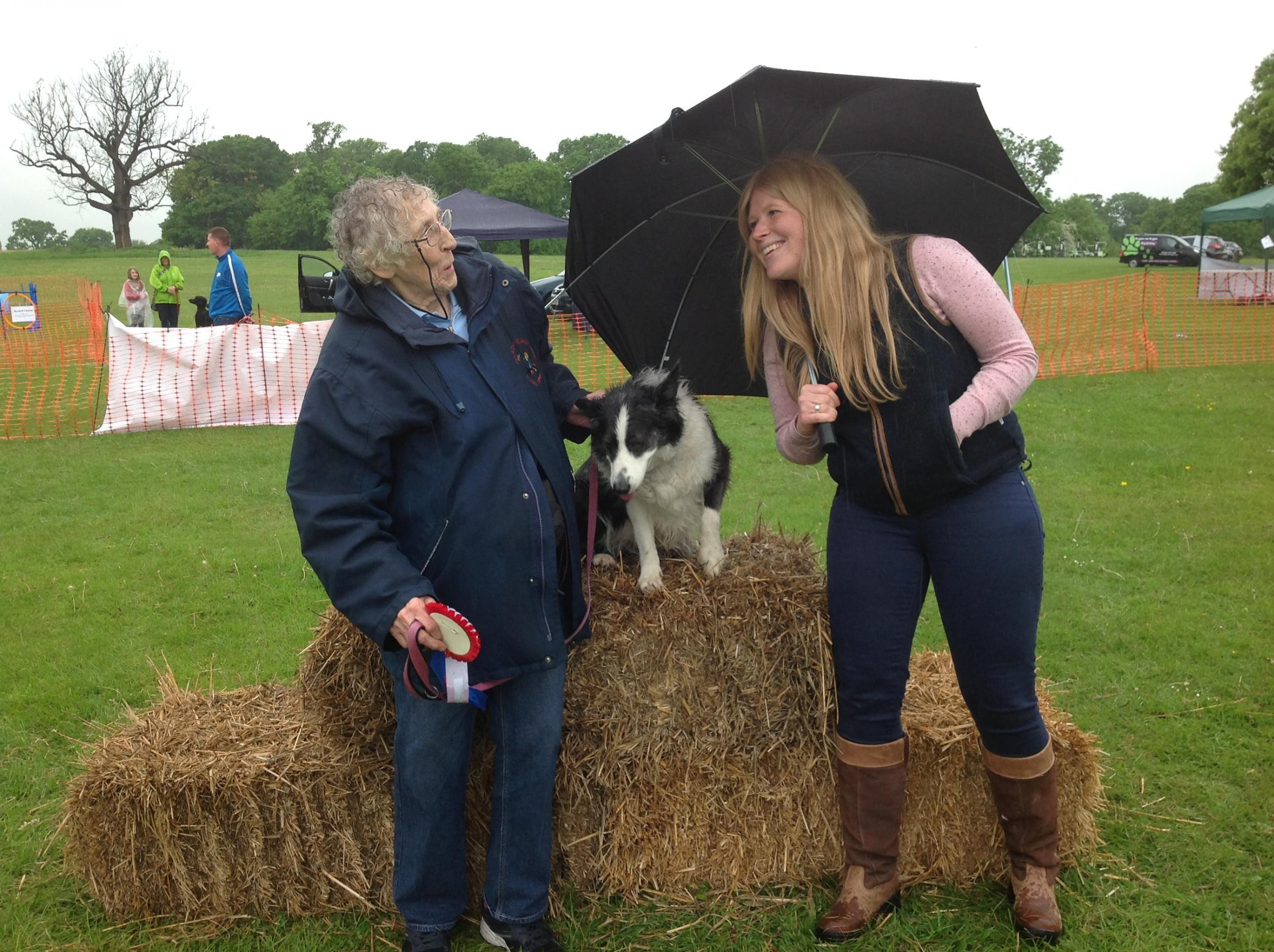Dog show a hit in Merton