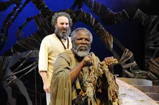 The Tempest at Richmond Theatre