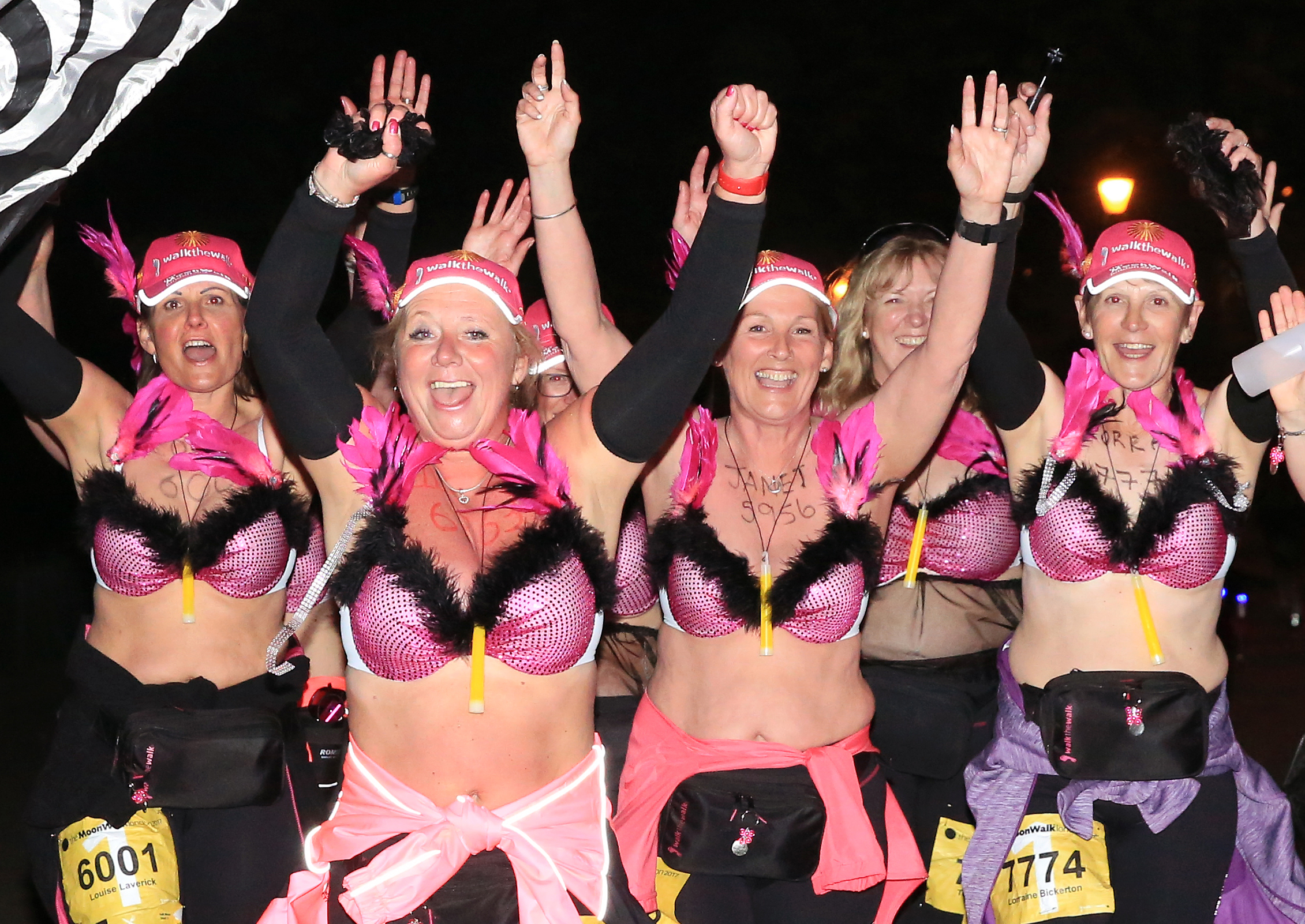 The MoonWalk London 2019