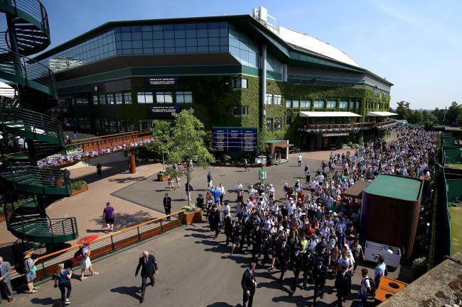 Wimbledon's grounds could be set for a major expansion
