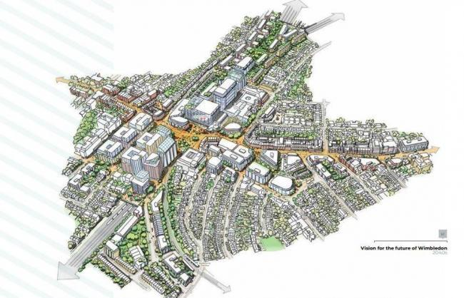 Wimbledon Masterplan up for consultation
