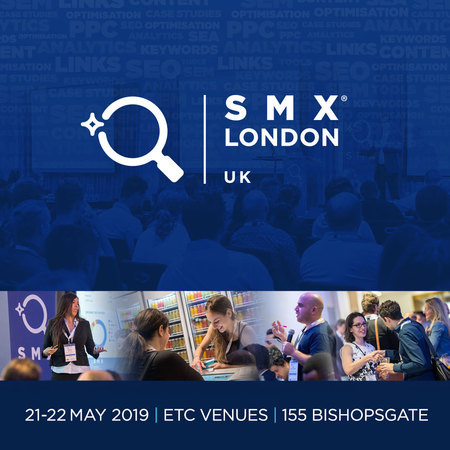 Search Marketing Expo - London 2019