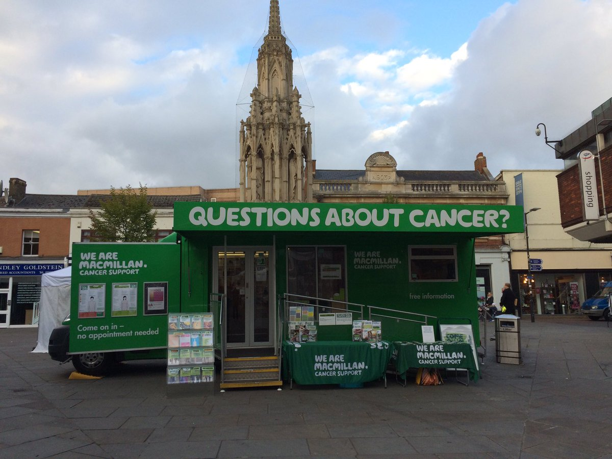 Macmillan Cancer Support Information Service in Redhill