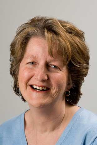 Sutton Councillor Ruth Dombey